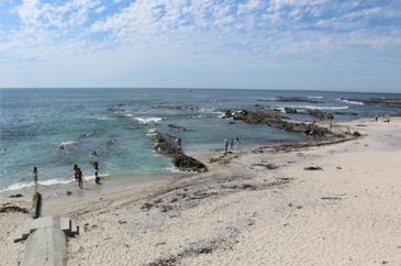 Broken bath - sea point - cape town - south africa