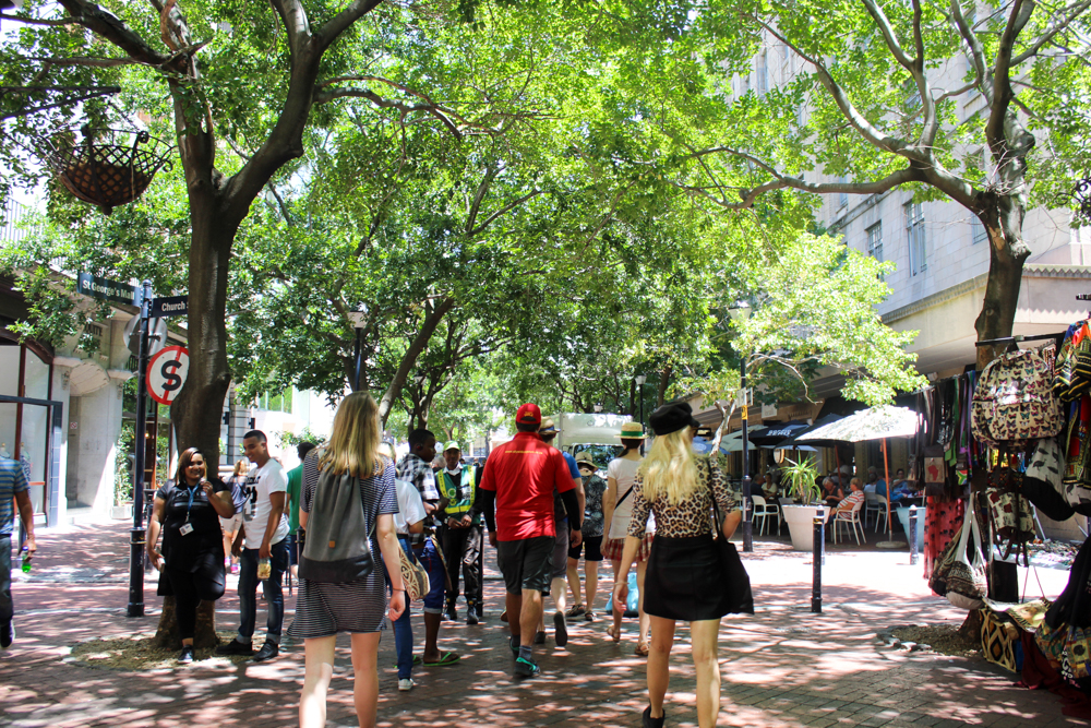 Green Market Square - Cape Town - South Africa