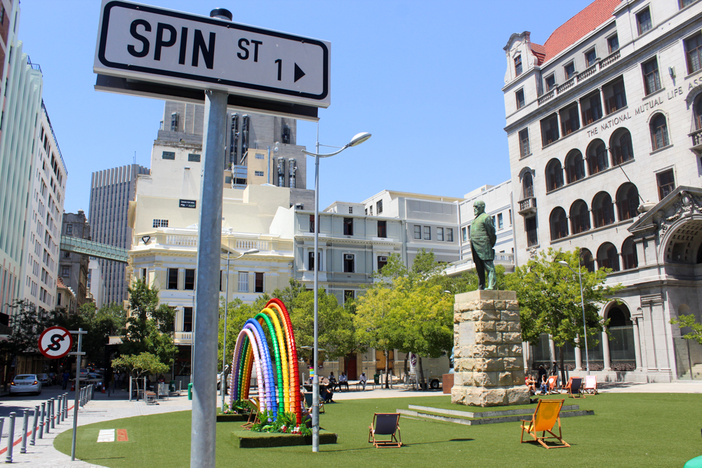 Church square - Cape Town - South Africa
