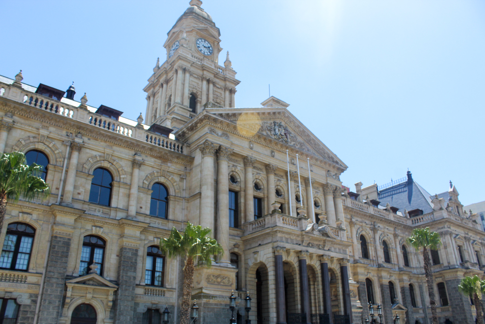 City hall - Cape Town - South Africa