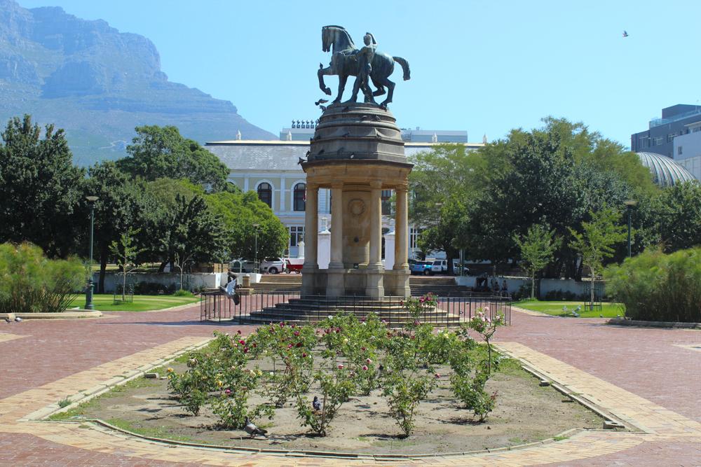 Firmengarten - Kapstadt - Südafrika