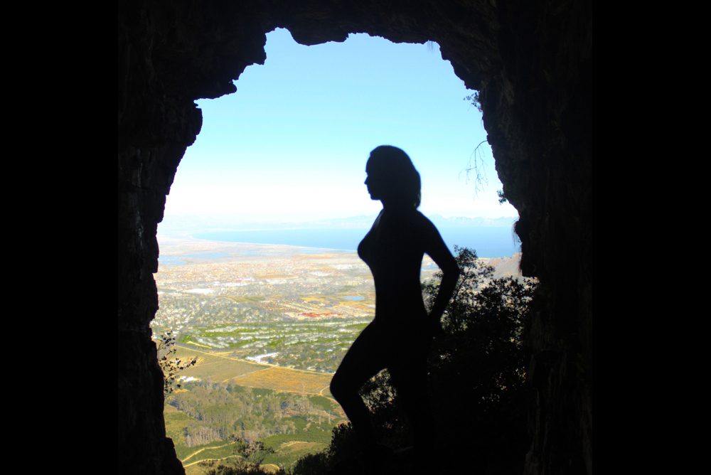 Elephant's Eye Cave in Silvermine: awesome hiking in Cape Town, South Africa
