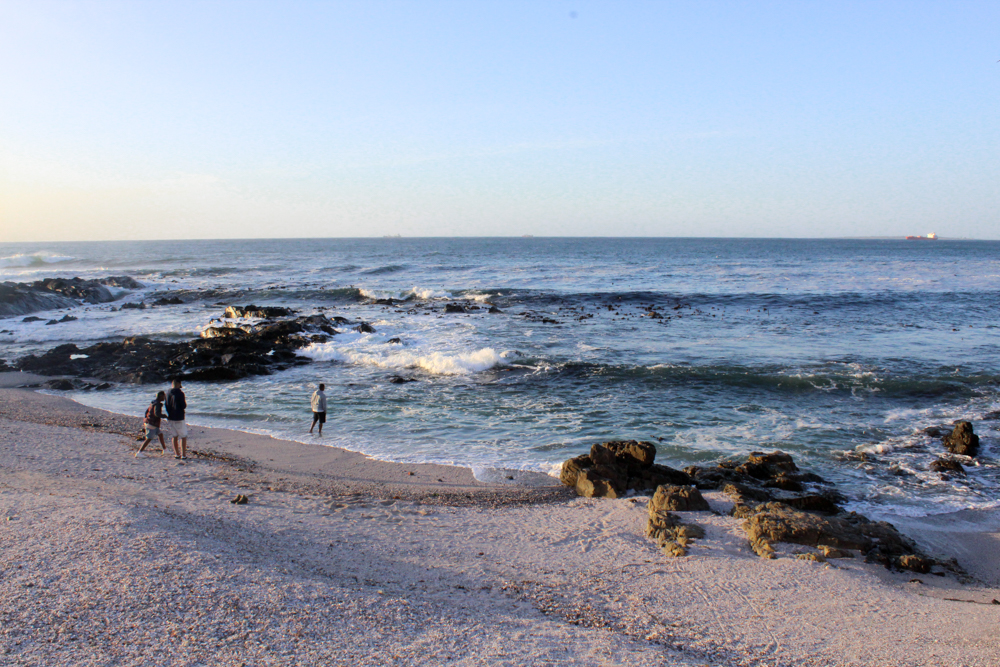 Sea Point - Cape Town - South Africa - Rocklands Beach
