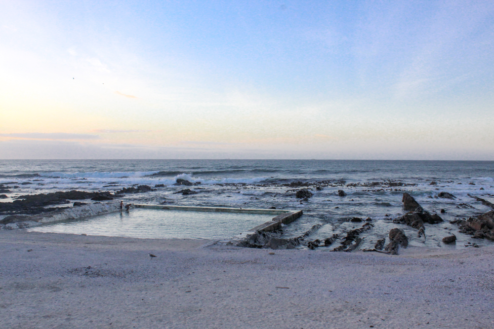Sea Point - Cape Town - South Africa - Milton Beach
