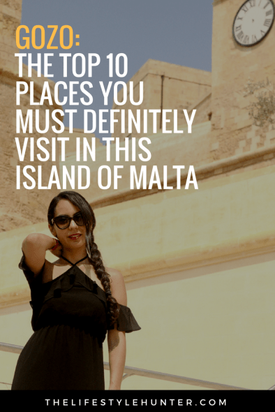 #thelifestylehunter #pilarnoriega #travel : gozo, victoria, citadel, azure window, dwejra, xewkija church, ggantija temples, ta pinu, ramla bay, christ the redeemer, marsalforn, xaghra, maltese food, malta, valetta, valeta, mdina, st. pauls catacombs, st. peter's pool, st. peters pool, golden bay, comino, blue lagoon, sliemna, popeye village, hagar qim temples, paceville, travel, traveling, travel blogger, luxury travel