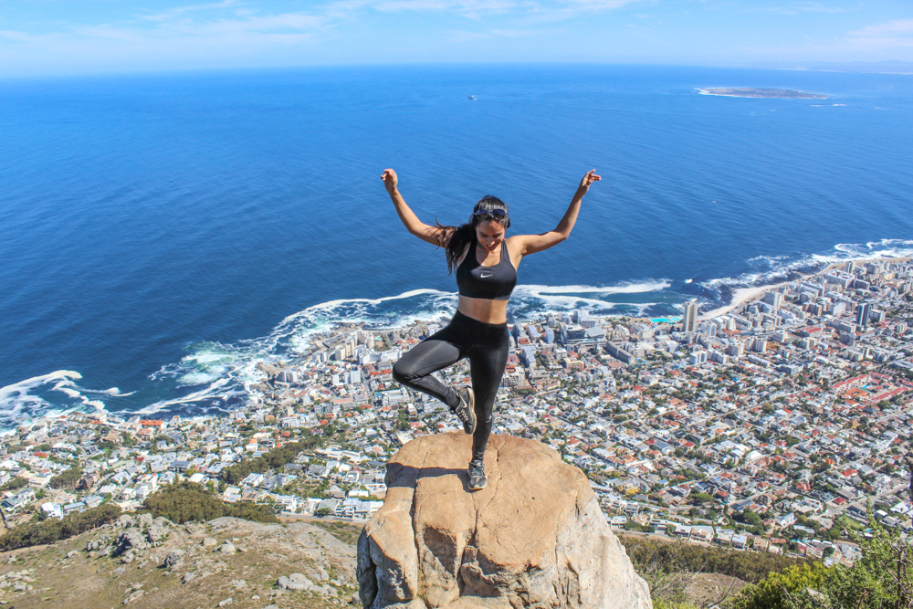5 cosas que debes de saber antes de escalar Cabeza de León en Ciudad del Cabo, Sudáfrica