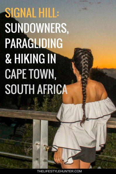 Travel - Africa - Signal Hill