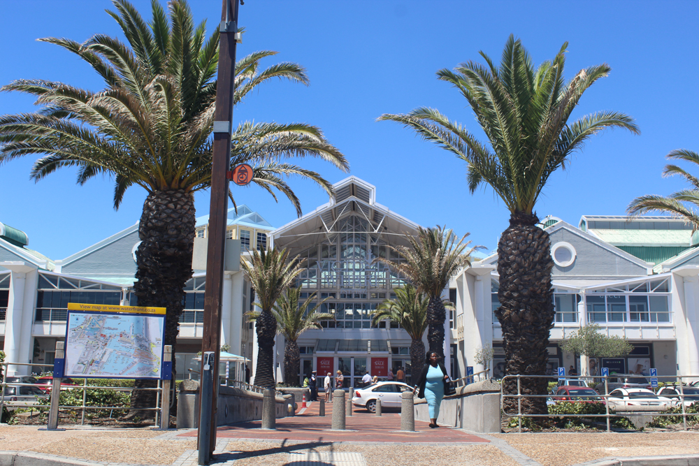 Victoria wharf - Waterfront - Cape Town - South Africa