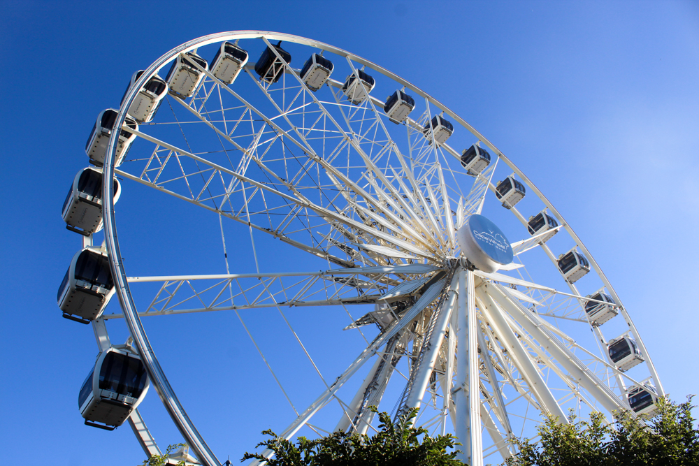 Cape wheel - Waterfront - Cape Town - South Africa