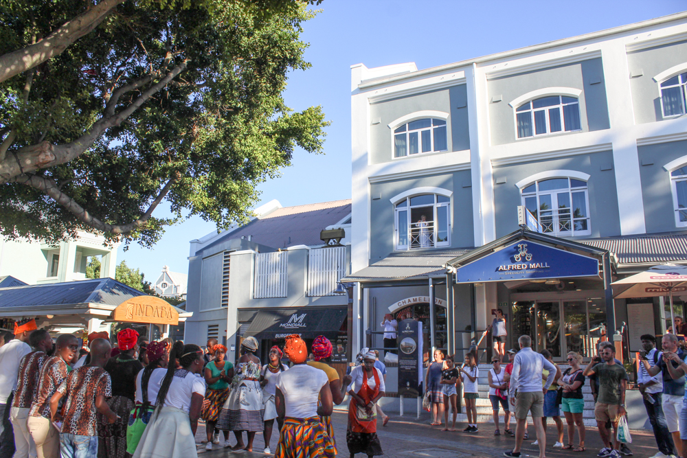 Alfred mall - Waterfront - Cape Town - South Africa