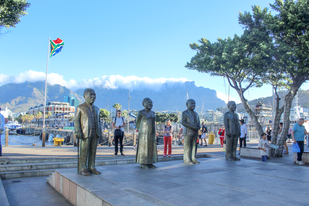 nobel square - Waterfront - Cape Town - South Africa