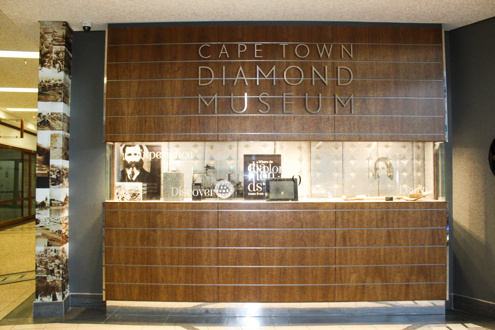 diamond museum - Waterfront - Cape Town - South Africa