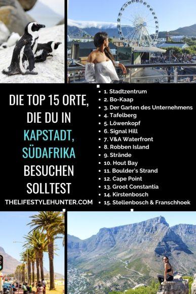 Kapstadt - Suedafrika