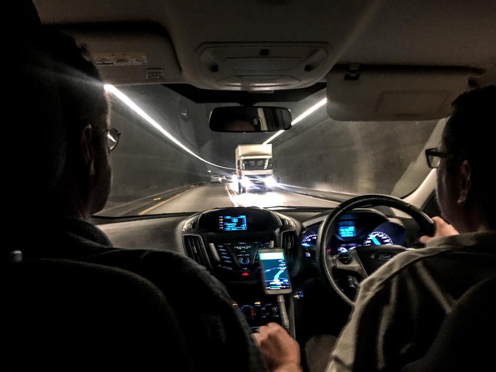 Tunel - Aquila Safari - Cape Town - South Africa