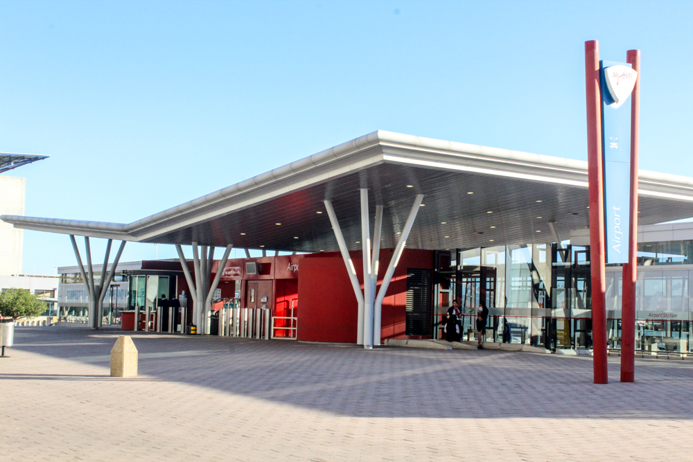 Cape Town International Airport - South Africa