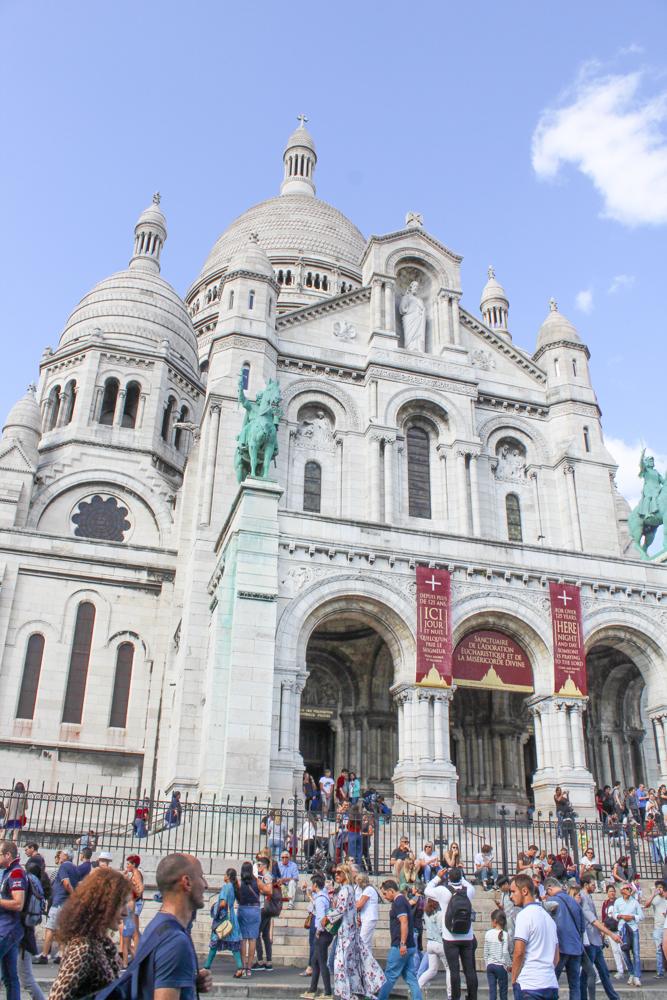 Sacre Coeur - Paris - France - Europe - Travel