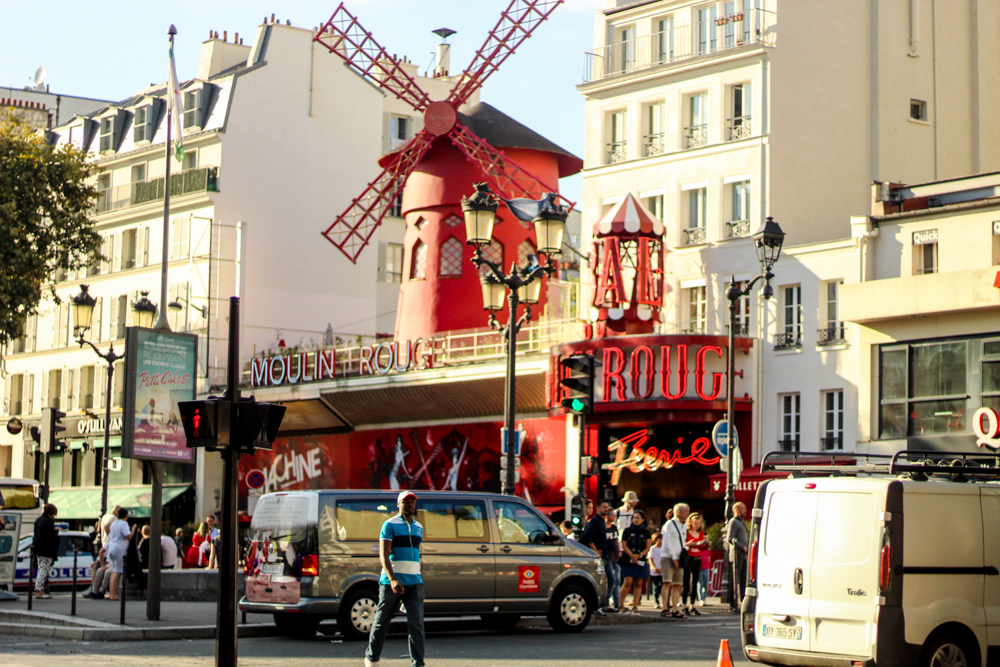 Moulin Rouge - Paris - France - Europe - Travel