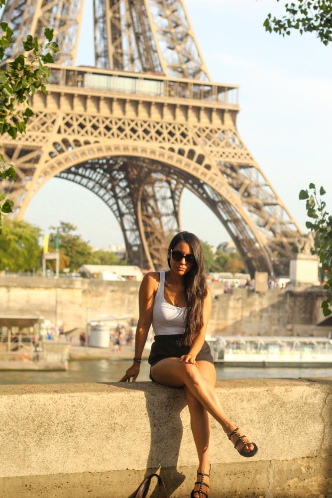 Eiffel Tower - Paris - France - Europe - Travel