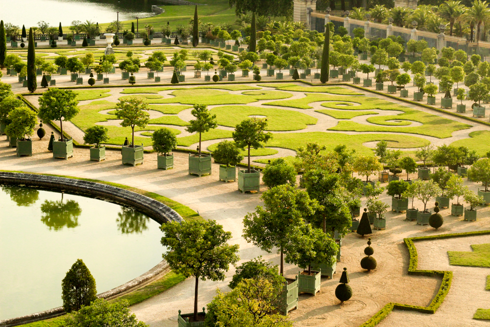 Versailles Palace - Paris - France - Europe - Travel