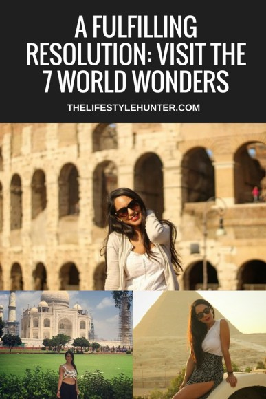 #thelifestylehunter #pilarnoriega The Lifestyle Hunter by Pilar Noriega #Travel : 7 world wonders, world wonder, travel, traveling, travelling, awesome earth, holiday, wonderful place, road trip, travel blogger, travel blog, travel diary, bucketlist, backpack, backpacking, tourist, tourism, breathtaking, lifestyle, travel style, world traveler, roadtrip, adventure, live your life, world, world captures