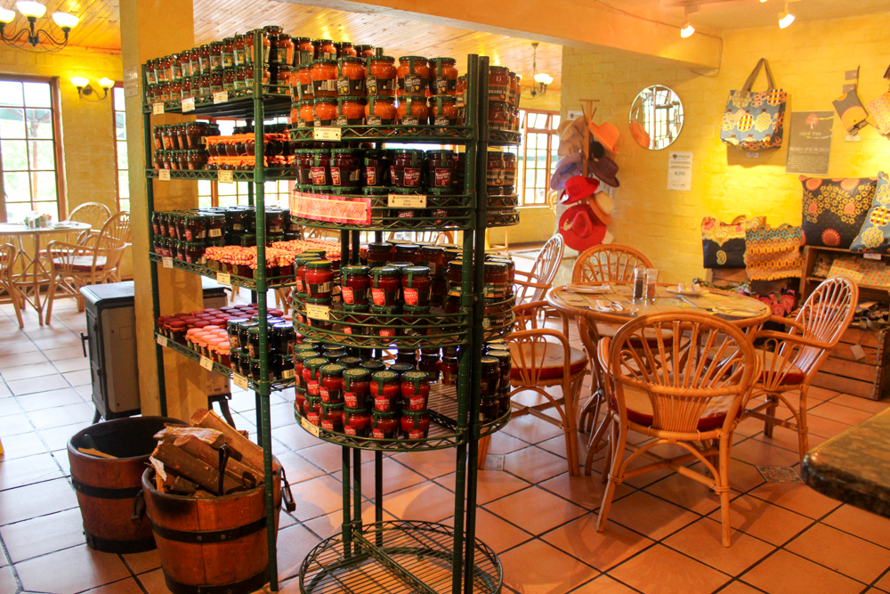 Hillcrest Berry Orchards - Wine Tour - Feast Africa - Franschhoek - Cape Town - South Africa - Travel