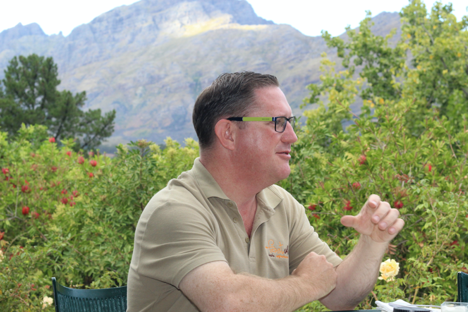 Wine Tour - Franschhoek - Cape Town - South Africa - Travel