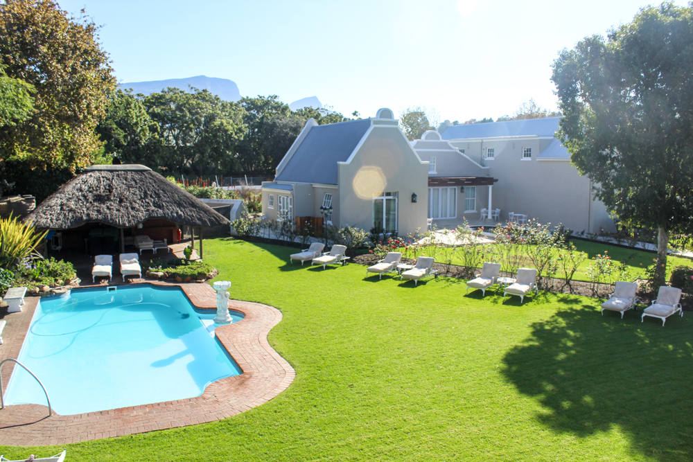 Glen Avon Lodge - Cape Town - South Africa