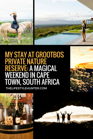 Travel - Africa - South Africa - Cape Town - Grootbos