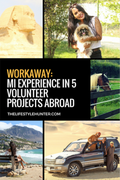 Volunteer - Workaway