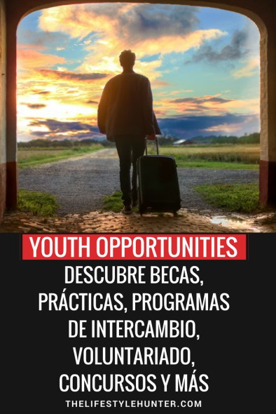 Varios - Youth Opportunities