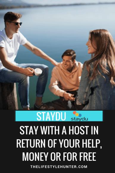 Volunteer - Staydu