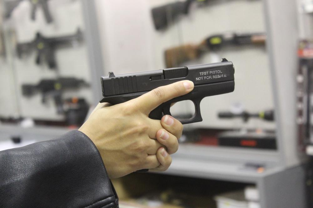 Gun Fun - indoor shooting - Cape Town - South Africa