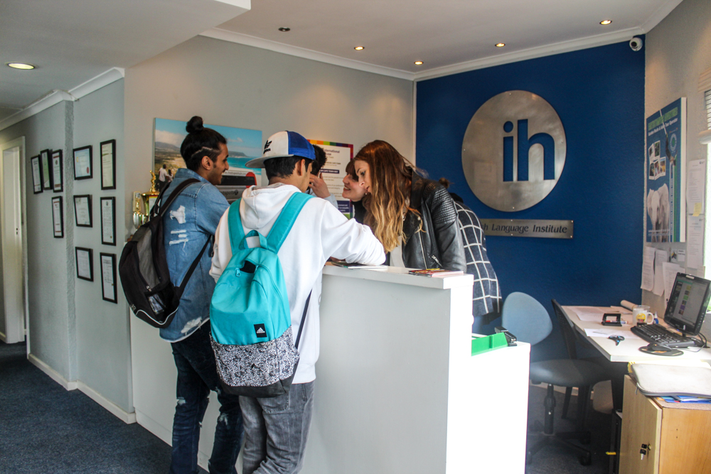 Internship International House IH Cape Town - South Africa Study English