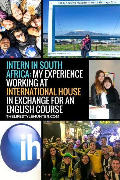 Work Abroad - English Internship - International House