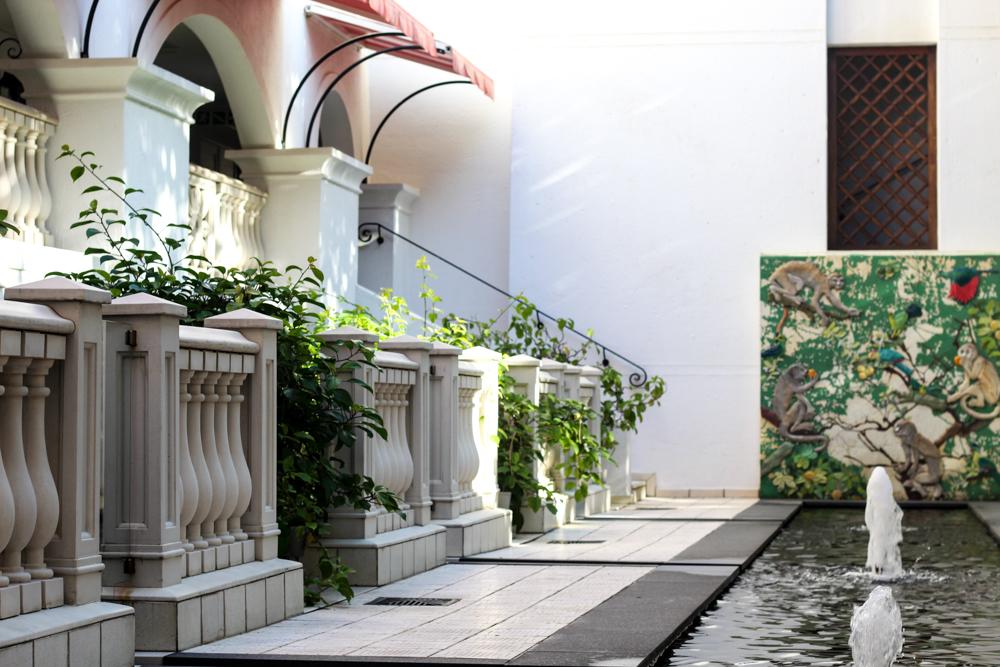 Oyster Box Hotel - Durban - South Africa