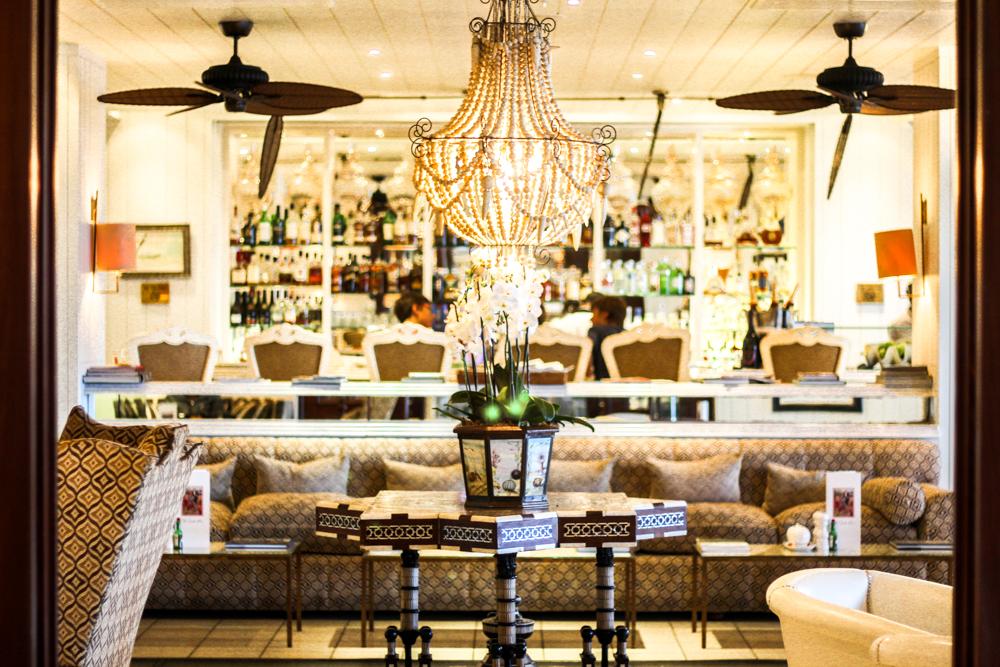 Oyster Box Hotel Oyster Bar - Durban - South Africa