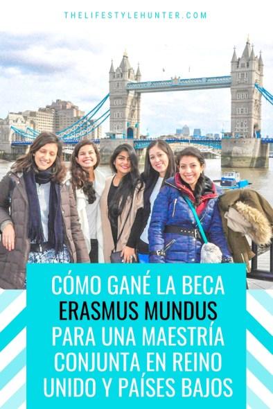 Estudiar - Beca Erasmus Mundus - Maestria conjunta - Reino Unido y Paises Bajos - politicas publicas - erasmus