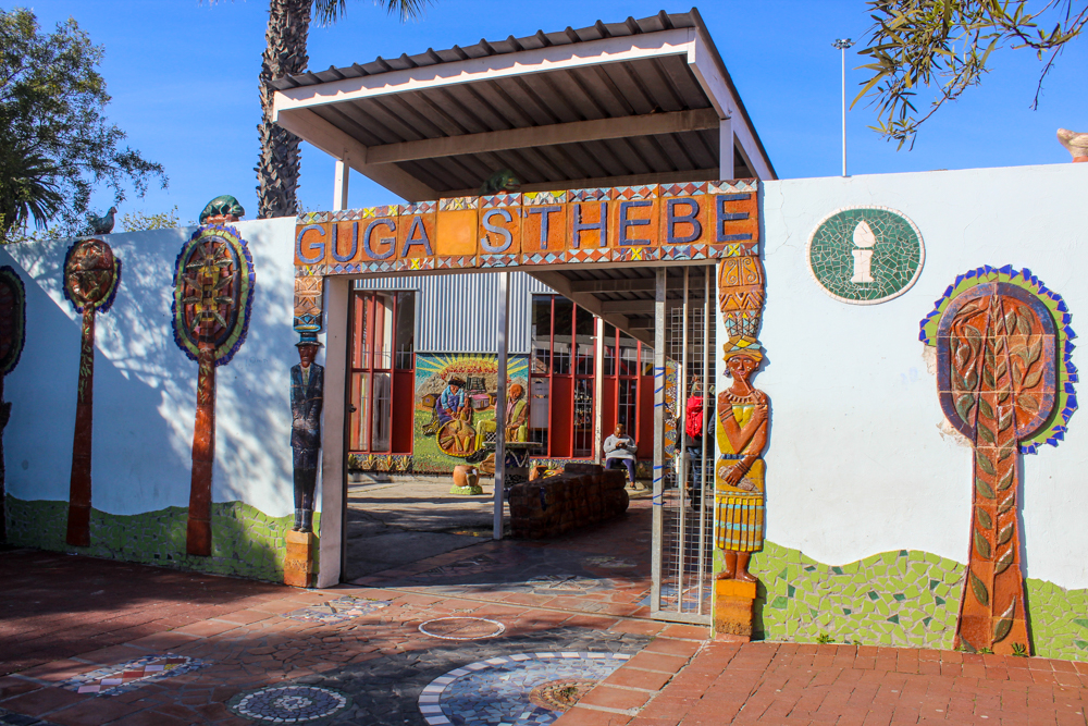 Guga Sthebe - Township tour - Langa - IMZU tours - cape town - south africa