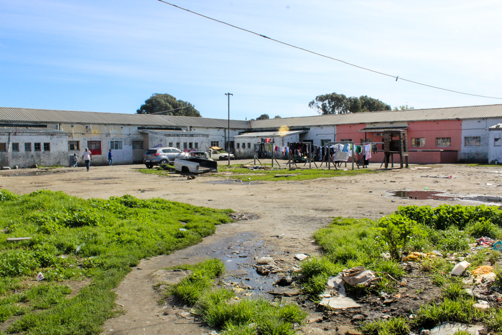 Township tour - Langa - IMZU tours - cape town - south africa