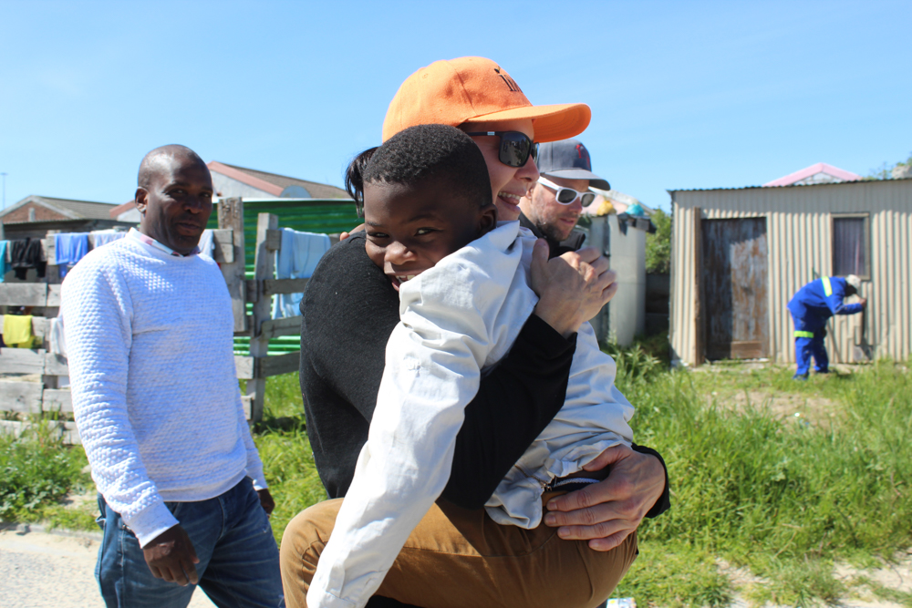 Township tour - Khayelitsha - IMZU tours - cape town - south africa
