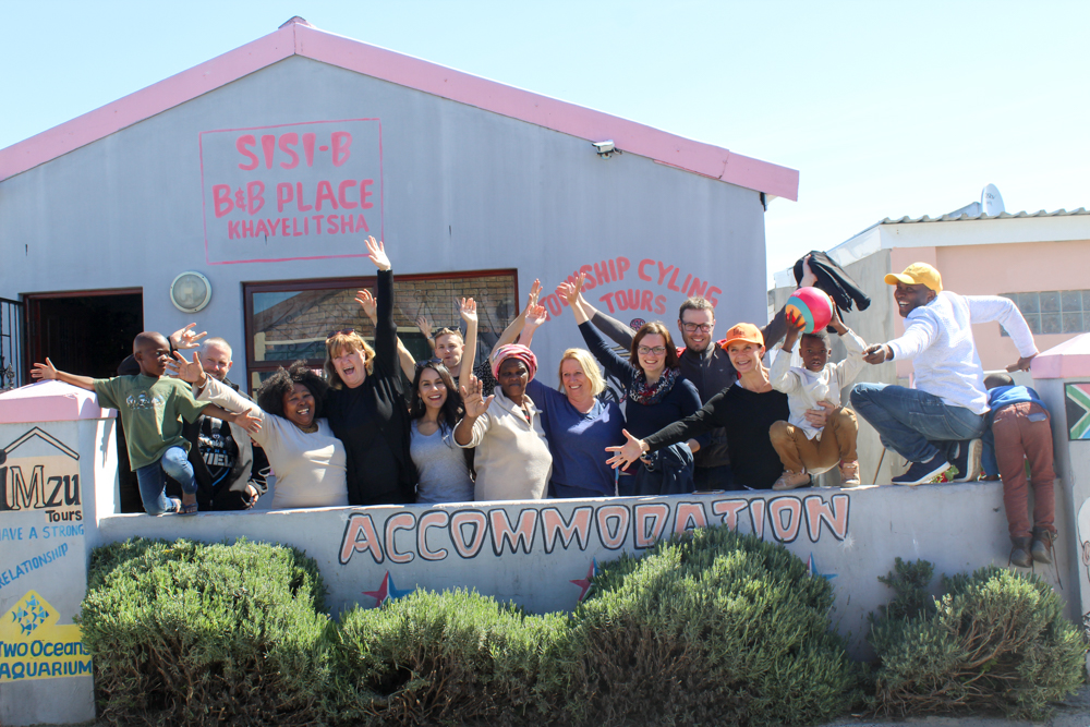 Township tour - Khayelitsha - IMZU tours - cape town - south africa