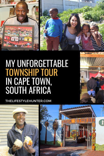 Travel - Africa - South Africa - Cape Town - Township - Imzu Tours