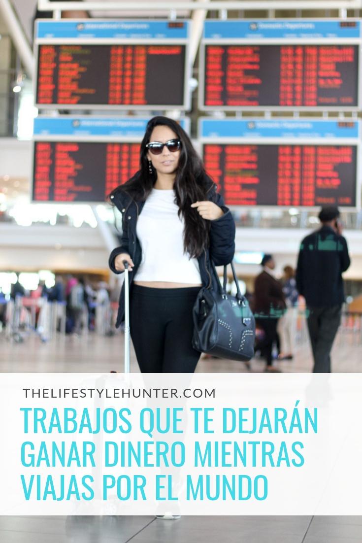 trabajar en el extranjero - gana dinero mientras viajas por el mundo