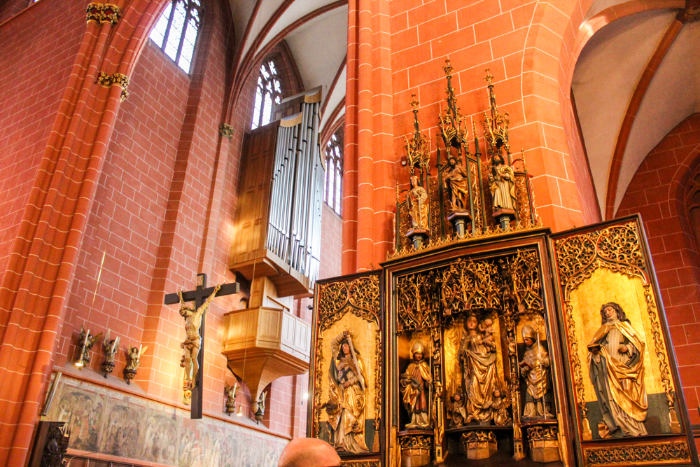 Frankfurt Cathedral Germany top 10