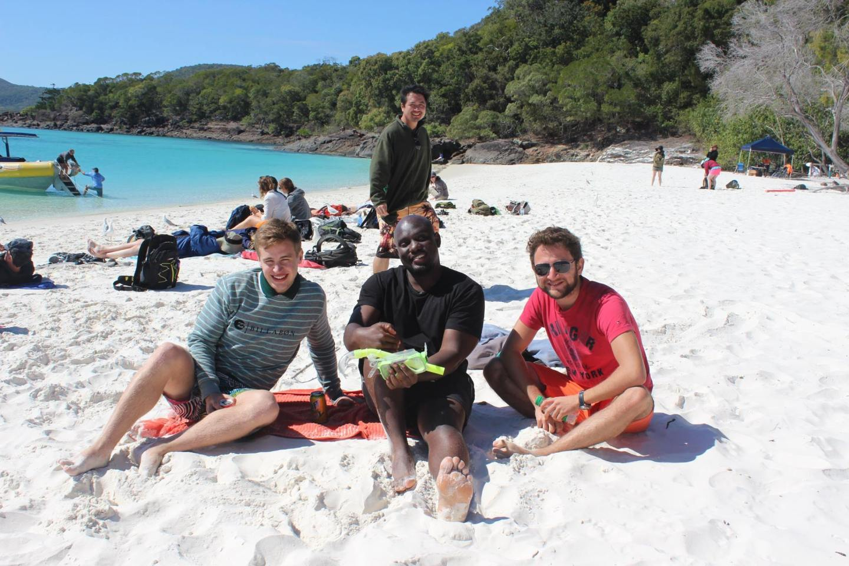 CONACyT - University of Queensland - Masters Australia