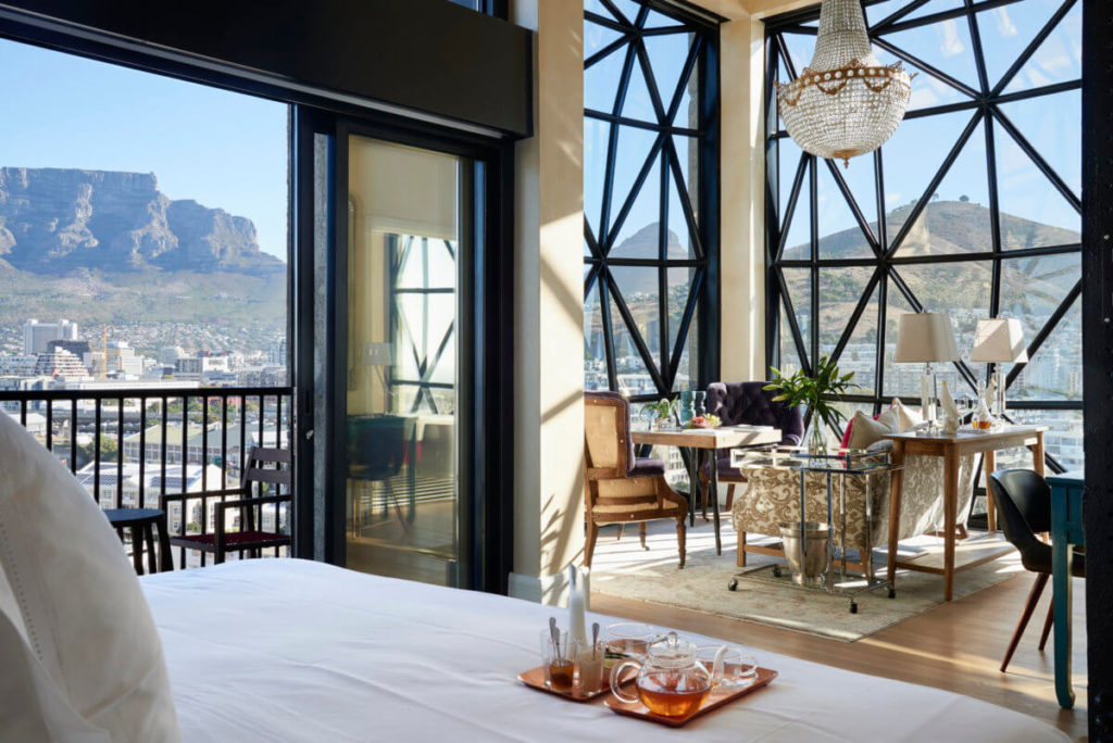 Silo hotel cape town waterfront