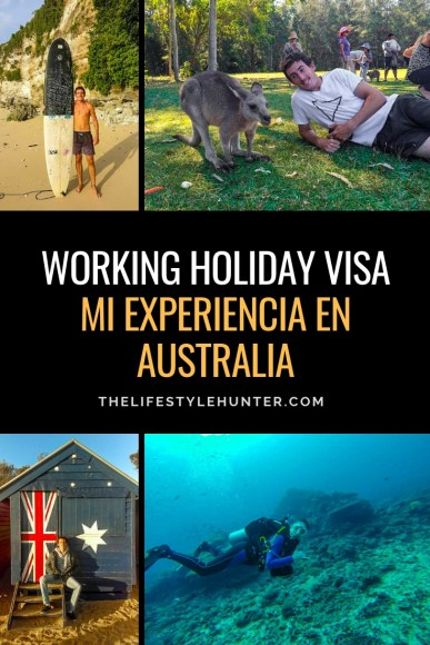 Trabajar - Work and holiday visa australia