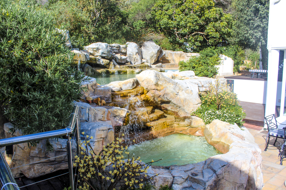12 Apostles Hotel and Spa - Camps Bay - Cape Town - South Africa- rock pool