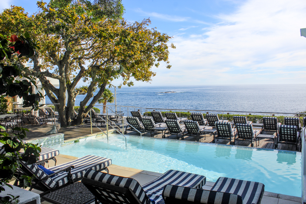 12 Apostles Hotel and Spa - Camps Bay - Cape Town - South Africa- pool