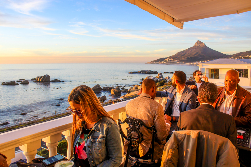 12 Apostles Hotel and Spa - Camps Bay - Cape Town - South Africa- leopard bar